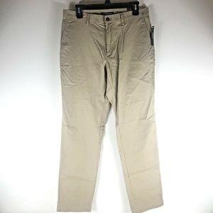 Michael Kors Mens 30x32 Tailored Classic Fit Pants